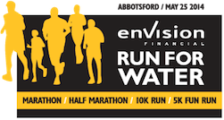 Run For Water Logo